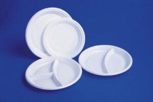 Одноразовые тарелки оптом в Луганске